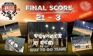 Greater Manassas Baseball League