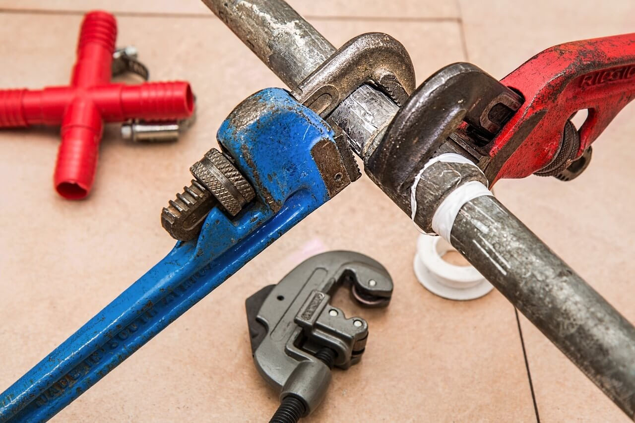 wrenches and pipes - plumbing manassas