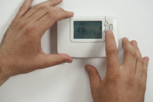 Why you should leave the thermostat steady
