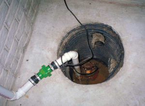 A sump pump is crucial to protecting your basement from flooding