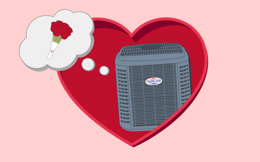 Show Your HVAC Unit Some Love This Valentine's Day