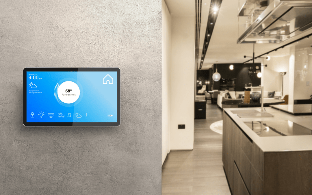 HVAC Upgrades: Voice-Controlled Thermostat